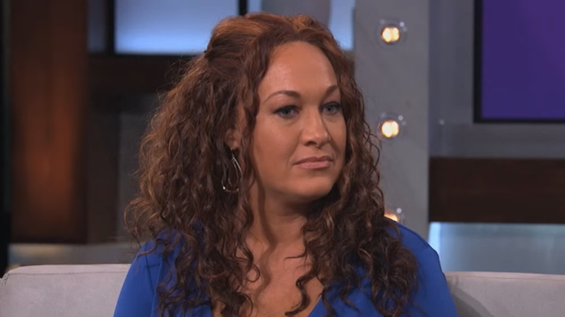 "Rachel Dolezal on ""The Real"""