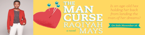 simon & schuster, raqiyah mays, the man curse