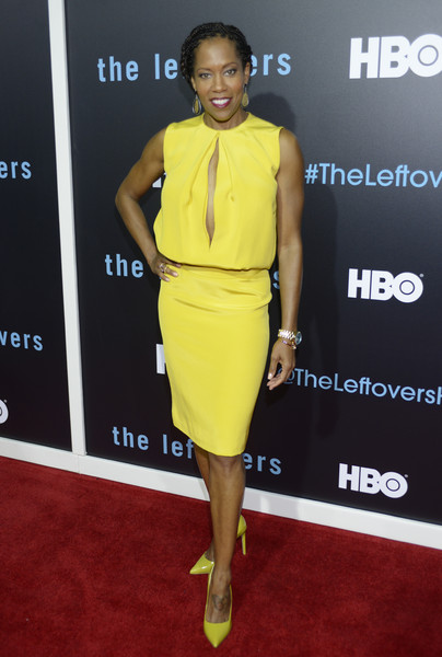 """Actress Regina King attends HBO's """"The Leftovers"""" Season 2 Premiere during The ATX Television Festival at the Paramount Theatre on October 3, 2015 in Austin, Texas."""