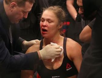 ronda rousey (after defeat1)