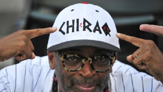 spike lee (chi-rag cap)