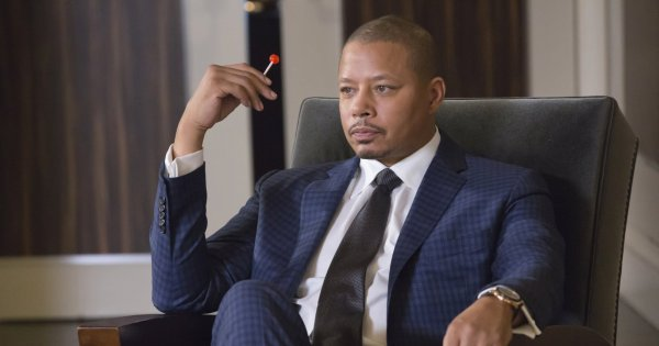 "Terrence Howard in Season 2, Episode 8 of ""Empire"" (FOX)"