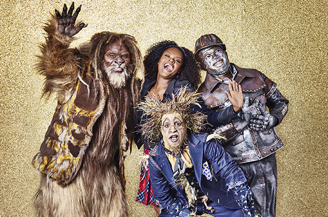 Cast of The Wiz Live!