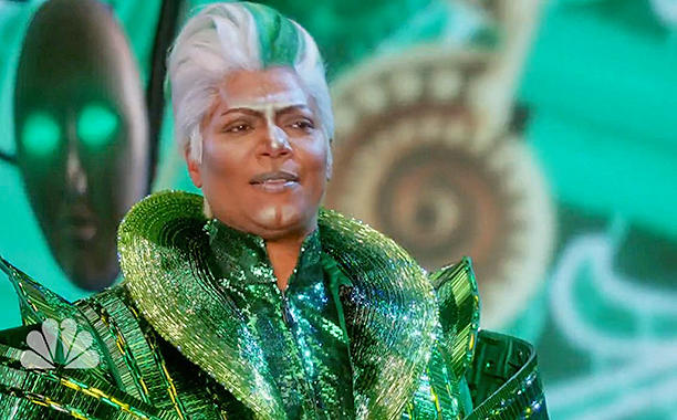 """Queen Latifah as The Wiz in NBC's """"The Wiz Live!"""""""