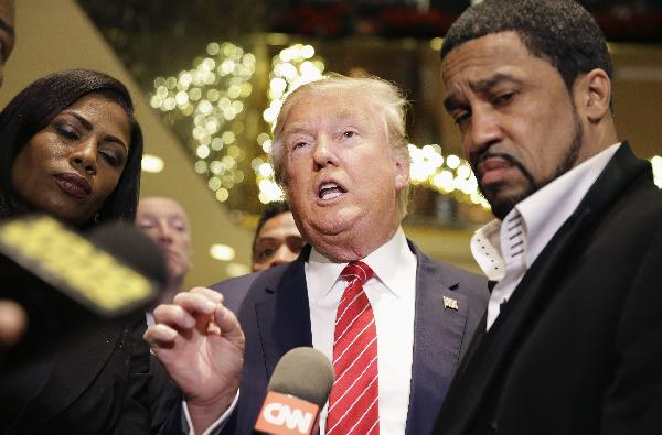 trump (black pastors after meeting)