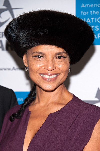Victoria Rowell attends the 2015 National Arts Awards at Cipriani 42nd Street on October 19, 2015 in New York City.