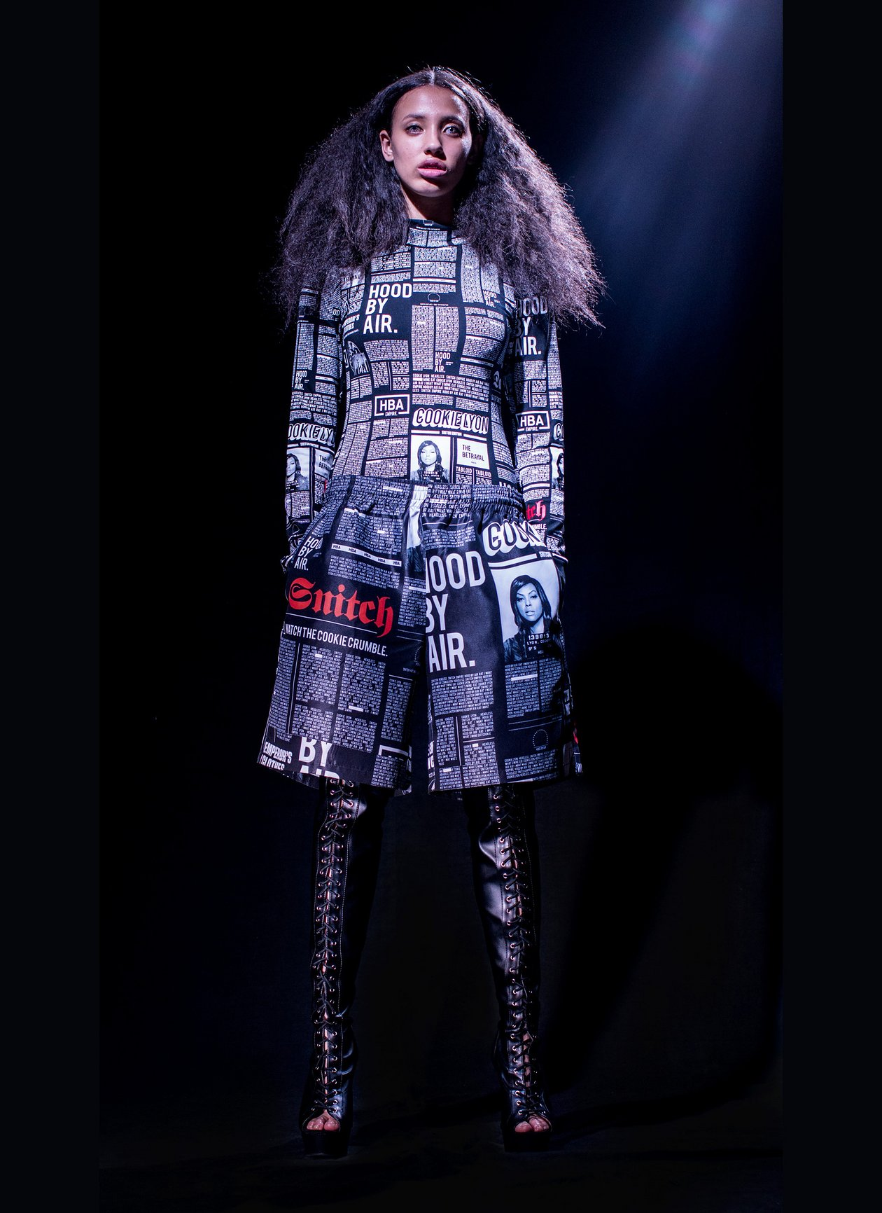 Empire News outfit from HBA