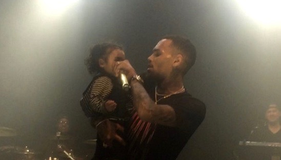 Chris Brown and Royaltty