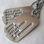 After 40 Years, Army Makes Change to Their Soldiers' Dog Tags