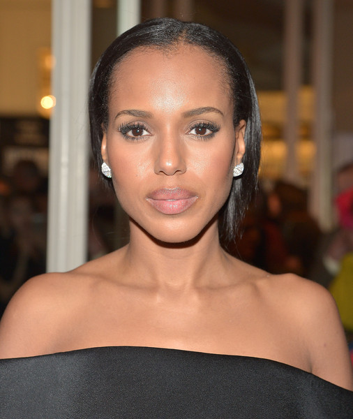 Honoree Kerry Washington attends the ACLU SoCal Hosts 2015 Bill Of Rights Dinner at the Beverly Wilshire Four Seasons Hotel on November 8, 2015 in Beverly Hills, California.