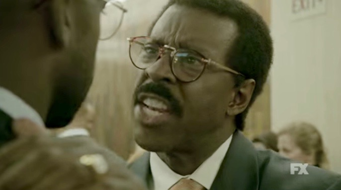 """Courtney B. Vance as Johnnie Cochran in """"American Crime Story: The People Vs. O.J. Simpson"""" (FX)"""