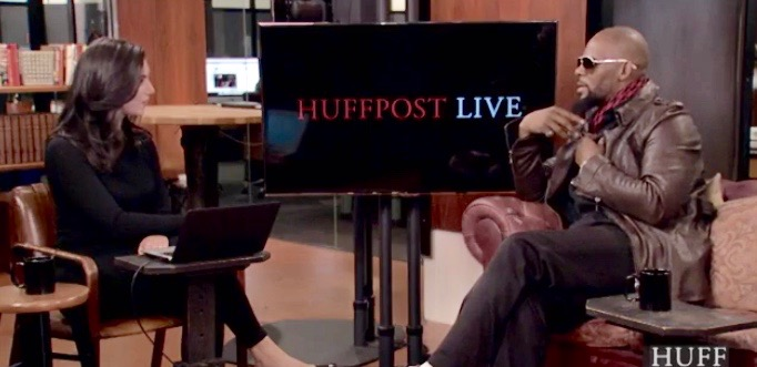 R. Kelly Interviewed on HuffPost Live (Dec. 21, 2015)
