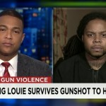 Rapper King Louie Tells Don Lemon He Was Shot 7 Times