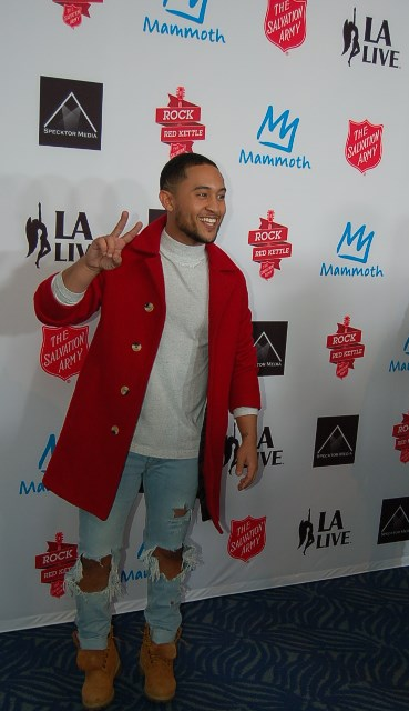 Tahj Mowry: Photo Credit, Ricky Richardson