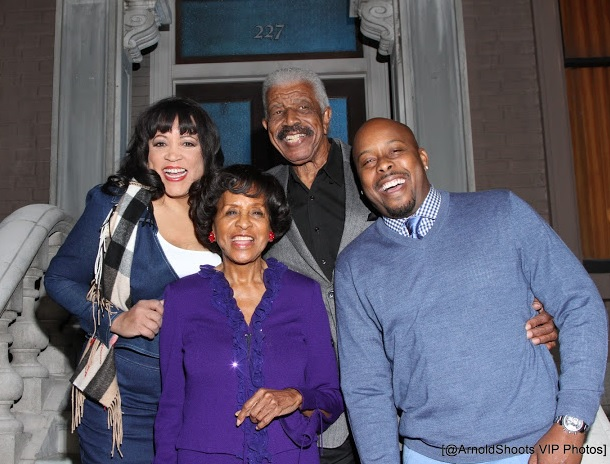 "Cast of ""227"" - Marla Gibbs, Jackee Harry, Hal Williams, Curtis Baldwin"