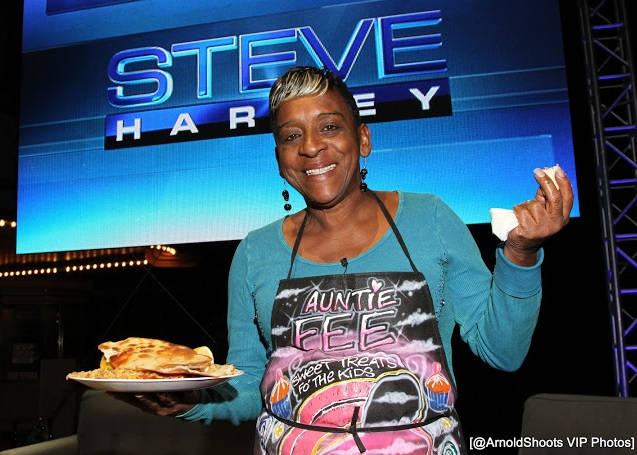 """Steve Harvey Show's"" Auntie Fee"