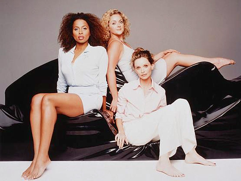 Cast of Ally McBeal
