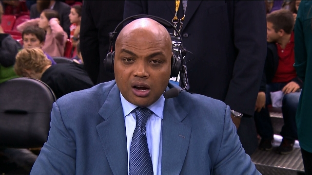Charles Barkley on TNT