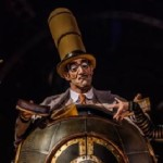 Cirque Du Soleil Debuts Awesome 'Kurios: Cabinet of Curiosities' in L.A. (Photos & Video!)
