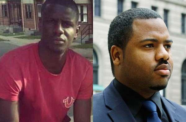 freddie gray and william porter