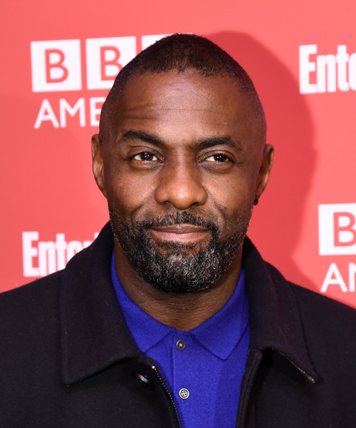 Actor Idris Elba attends BBC America's 'Luther' Screening at The Django at the Roxy Hotel on December 2, 2015 in New York City.