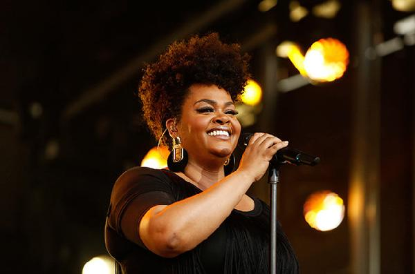 Singer Jill Scott is 44