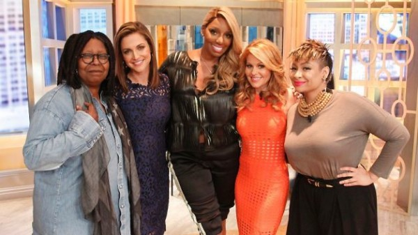 nene-leakes-the-view co-hosts