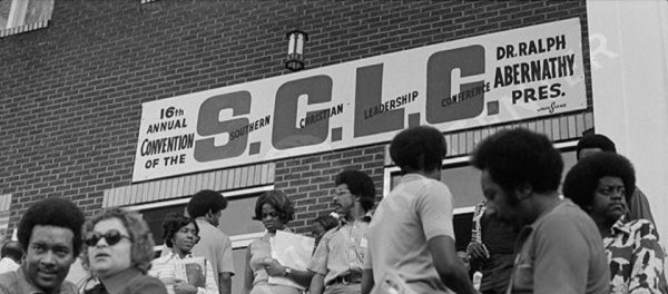 southern christian leadership, sclc,