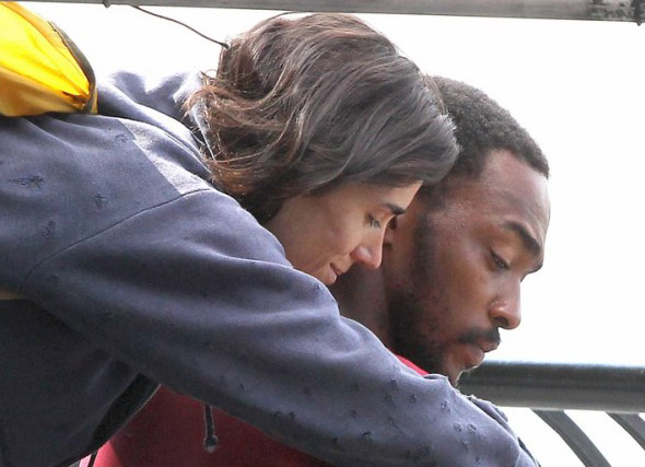 Jennifer Connelly and Anthony in 'Shelter.'