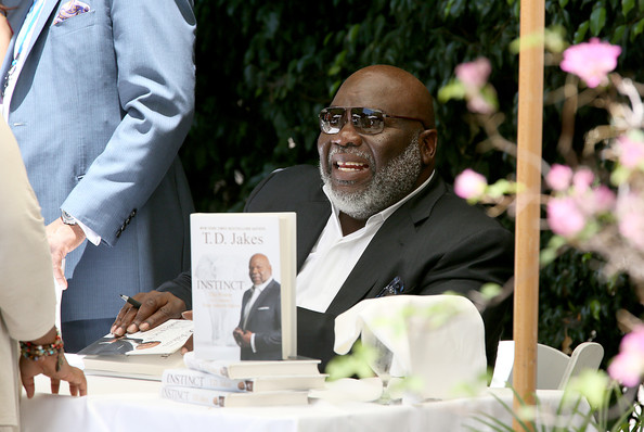 Film/TV Producer/Best Selling Author Bishop T.D. Jakes during Variety's Purpose: The Family Entertainment and Faith-Based Summit in association with Rogers And Cowan at Four Seasons Hotel Los Angeles at Beverly Hills on June 12, 2014 in Beverly Hills, California.