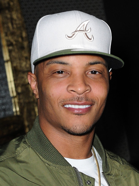 Rapper T.I. attends the Watch The Duck and Friends EP Release Party at The Attic on November 23, 2015 in Hollywood, California.