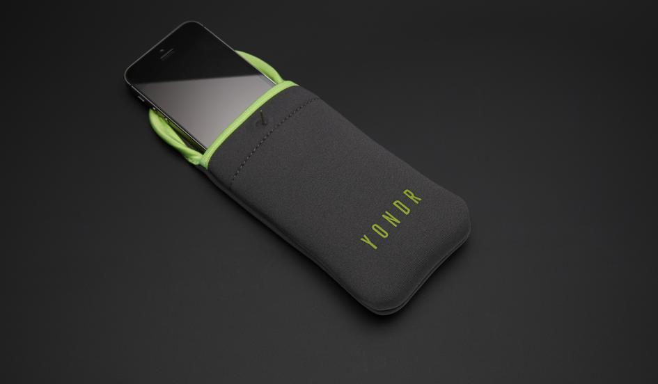 Yondr cases lock phones away from their owners while they attend a concert. YONDR