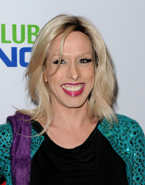 """Actress Alexis Arquette arrives at the opening night of """"The Pee-wee Herman Show"""" in Club Nokia at L.A. Live on January 20, 2010 in Los Angeles, California."""