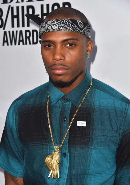 Recording artist B.o.B. attends the 2015 BMI R&B/Hip Hop Awards at Saban Theatre on August 28, 2015 in Beverly Hills, California.