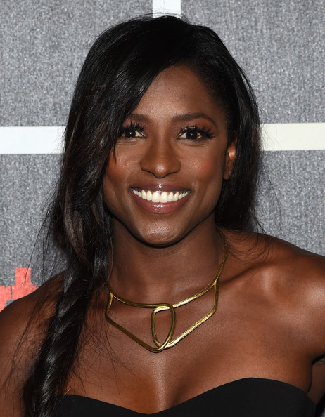 Actress Rutina Wesley attends Entertainment Weekly's Annual Comic-Con Celebration at Float at Hard Rock Hotel San Diego on July 26, 2014 in San Diego, California.