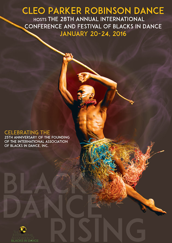black dance rising