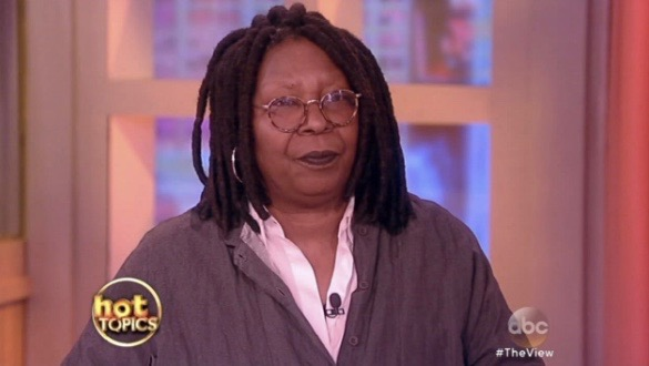"Whoopi Goldberg on ""The View"" (Jan 21, 2016)"