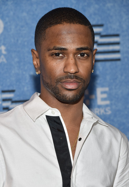 "Recording artist Big Sean attends A+E Networks ""Shining A Light"" concert at The Shrine Auditorium on November 18, 2015 in Los Angeles, California."