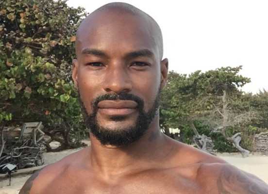 tyson beckford attracts backlash for posting nude pics on instagram