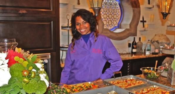 eur spotlight on chef ameera winner on the food networks cutthroat kitchen - Cutthroat Kitchen