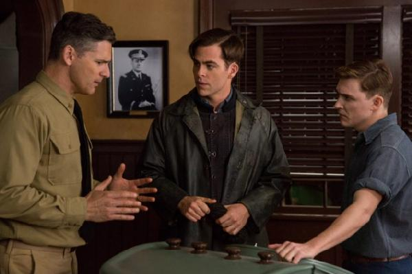 Eric Bana (left) and Kyle Gallner - the finest hours