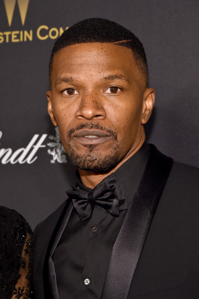 Actor Jamie Foxx attends The Weinstein Company and Netflix Golden Globe Party, presented with DeLeon Tequila, Laura Mercier, Lindt Chocolate, Marie Claire and Hearts On Fire at The Beverly Hilton Hotel on January 10, 2016 in Beverly Hills, California.