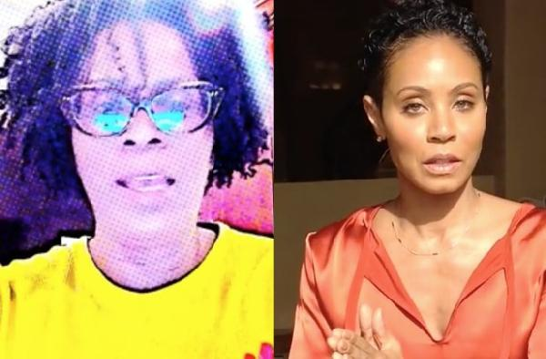 janet hubert & jada pinkett smith