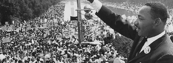 martin luther king (iconic wave)