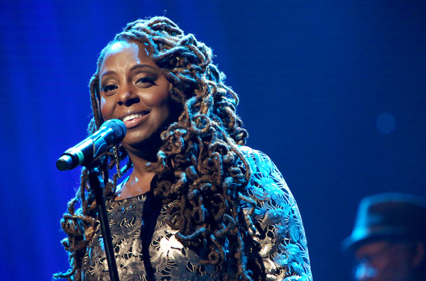 Ledisi performs onstage during the Thelonious Monk Institute International Jazz Vocals Competition 2015 at Dolby Theatre on November 15, 2015 in Hollywood, California.