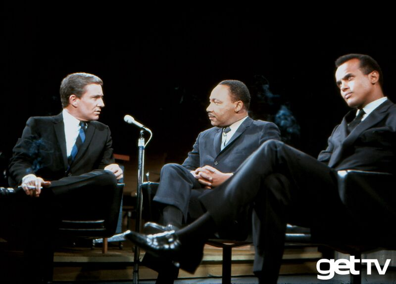 getTV to Air Martin Luther King's 'Merv Griffin' Appearance on