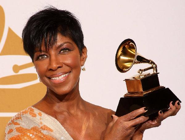 natalie cole with grammy