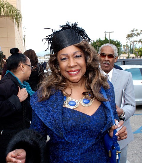 natalie funeral - mary wilson