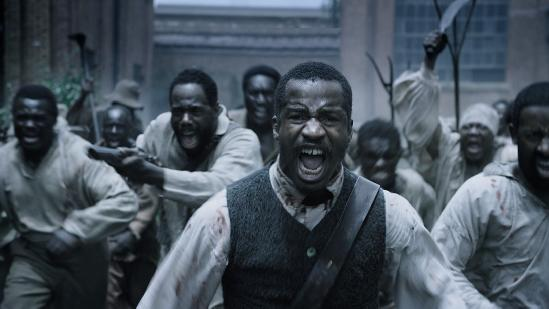nate parker (the birth of a nation)
