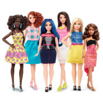 Barbie Gets Diversity Makeover with New Body Types and Skin Tones